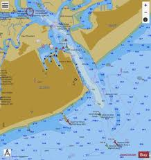 Atlantic City Inset Marine Chart Us12316_p676 Nautical