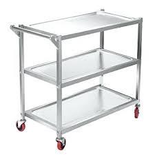 kitchen utility cart. Metal Kitchen Cart On Wheels Nice Utility Regarding Amazon Com 3 Shelf 4 With