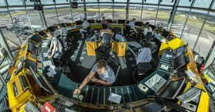 Inside An Air Traffic Control Tower Pics