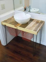 making bathroom cabinets: bathroom vanity cabinets diy build ideas white wooden with two storage