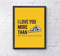 Pizza Love Quotes