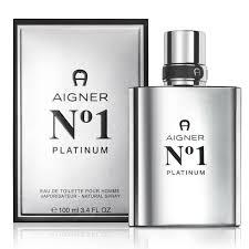 <b>Aigner No.1 Platinum</b> Pour Homme Perfume For Men By <b>Etienne</b> ...