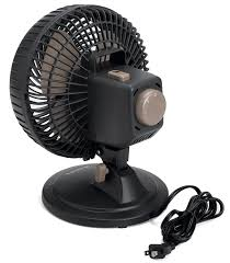 Amazon.com: Holmes Lil\u0027 Blizzard 8-Inch Oscillating Table Fan ...