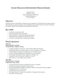 Example Of Resume With No Experience Example Resume No Experience ...