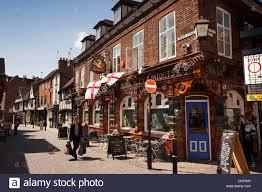 Großbritannien England Worcestershire Worcester Friar