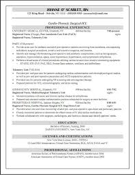 Beautiful Idea Telemetry Nurse Resume 13 Medical Nursing - Resume