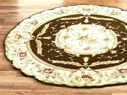 4 ft round rug 3 foot rugs area decoration circle square jute 6 for wide