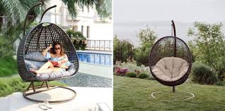 top 10 best outdoor wicker swing chair with stand in 2019 reviews tenbest