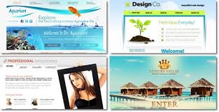 Free Flash Web Template 20 Free Flash Website Templates For Download