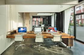 pictures of an office. inside mock storefronts allow the company to test out its displays and an openoffice plan gives workers plenty of options escape cubicle life pictures office z