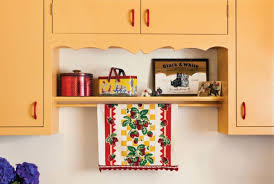1940s kitchen cabinets perfect design some favorite things from the owners childhood sit on the display