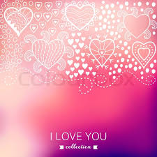 vector valentine's day background blurred template, holiday Wedding Invitations Design Vector invitation card in a tribal style pink stylish backdrop wedding invitation happy st valentine's day greeting card design stock vector colourbox wedding invitations design vector free download