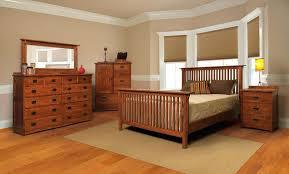 mission oak bedroom set mission solid oak 5 piece bedroom set