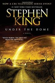 under the dome by stephen king book e