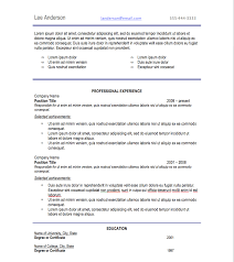 ... Picture Of Standard Resume Font Size Large size ...