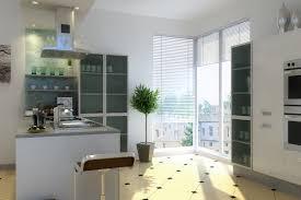 Marble Floor Kitchen Kitchen With Exquisite Marble Floor 3d Model Max Cgtradercom