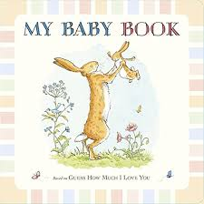 Guess How Much I Love You My Baby Book Amazon Co Uk Sam