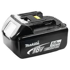 <b>Аккумулятор</b> BL1850 <b>Makita</b> Li-Ion <b>18 В 5 Ач</b> (196673-6)