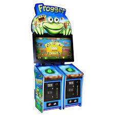 Ninja Turtles Arcade Cabinet Frogger Ticket Redemption Arcade Amusement Game O Sega Arcade