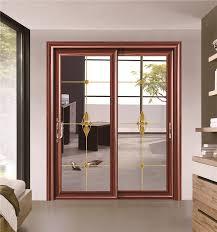 china new design aluminium alloy hollow sliding door for living room balcony china aluminium sliding door door