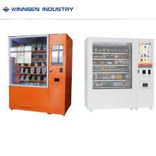 Vending Machine Credit Card Acceptor Beauteous China Credit Card Function Automatic Vending Machine For Drinking