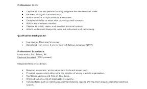 Electrician Resume Example Inspiration Electrical Resume Examples Electrical Apprentice Resume X X