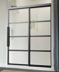 framed sliding shower doors. Image Gallery Framed Sliding Shower Doors