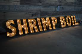 lighted letter signs. Set Of 10 CUSTOM FONT Lighted Letters- Shipping Included Letter Signs R