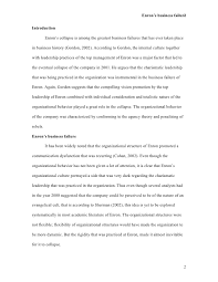 perfectessay net research paper sample apa style enron s