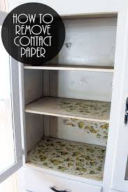 contact paper on furniture. How To Remove Contact Paper - Great Method The Oldest In Minutes On Furniture A