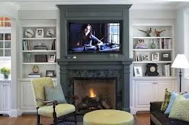 fireplace with built ins stone fireplace with built ins on each side for traditional family room and wood molding