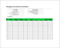 Free Downloadable Mortgage Calculator Mortgage Amortization Schedule Excel Template Loan Calculator
