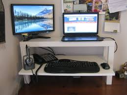 stand up desks workstation
