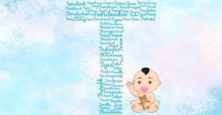 baby boy names starting with t t