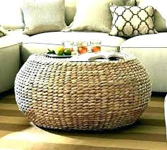 rattan ottoman round black wicker ottoman wicker storage coffee table nice round wicker ottoman coffee table wicker black wicker rattan ottoman australia