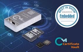 Embedded Computing Design Embedded Computing Design Awards Wibu Systems Best In Show