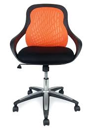 orange desk chairs orange desk chair nz