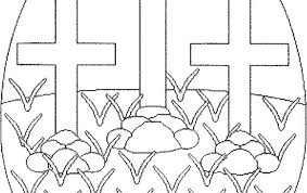 Christian Coloring Pages Easter Pictures To Print Colouring