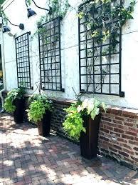 outdoor wall decorations garden art ideas exterior house decor wonderful