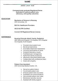 Top Sample Resumes Awesome Top 10 Resumes For Registered Nurse