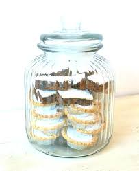airtight cookie jar large glass jars ridged biscuit extra seal australia airtig large glass cookie jars