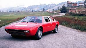 1975 ferrari 308 gt4 bring a trailer auction: Ferrari Dino 208 Gt4 Ferrari History