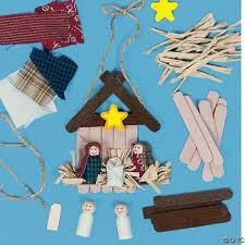 18 Easy Christmas Crafts Ornaments And Gifts Parenting Activities Religious Christmas Crafts