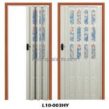 l10 003 china 12mm pvc folding door sliding door with acrylic ps panel l10 003 manufacturer supplier