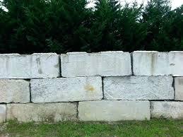 decorative cinder block wall concrete block wall designs concrete retaining wall ideas concrete retaining wall blocks