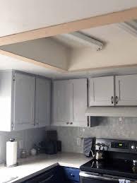 Update Kitchen Fluorescent Light Replacing Fluorescent Light Boxes In Your Kitchen My