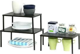 medium size of stackable closet racks whitmor 2 tier shelves chrome shelf organizer brand new t