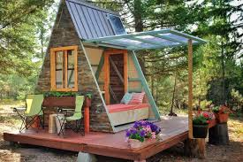 tiny a frame cabin costs just 700 to build