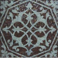metallic glass tile