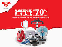 Warehouse Kitchen Appliances The Tefal Warehouse Sale Is Back And It Will Bring Out The